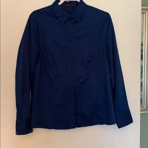 The Limited Essential Shirt Navy XL